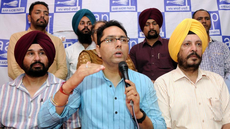Aam Aadmi Party,MC elections,Punjab assembly polls