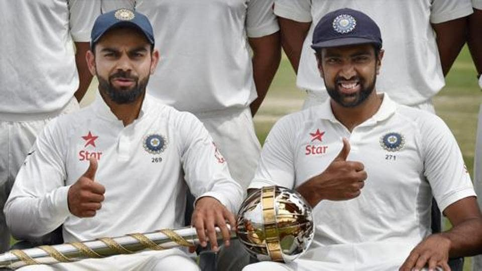 Indian Cricket Team Home: Indian Cricket Team Retains No.1 Spot In ICC Test Rankings