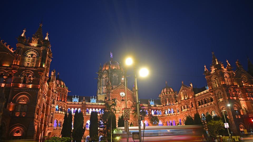 Chhatrapati Shivaji Terminus,BJP Shiv Sena,Shiv Sena