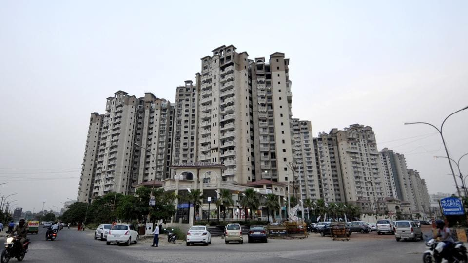 Amrapali is yet to submit completion schedule for Sapphire and other complexes in Noida.