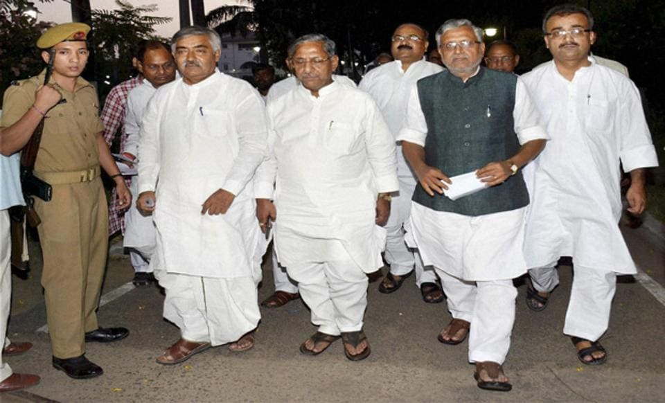 BJP leaders,Patna Raj bhawan,Sushil Modi