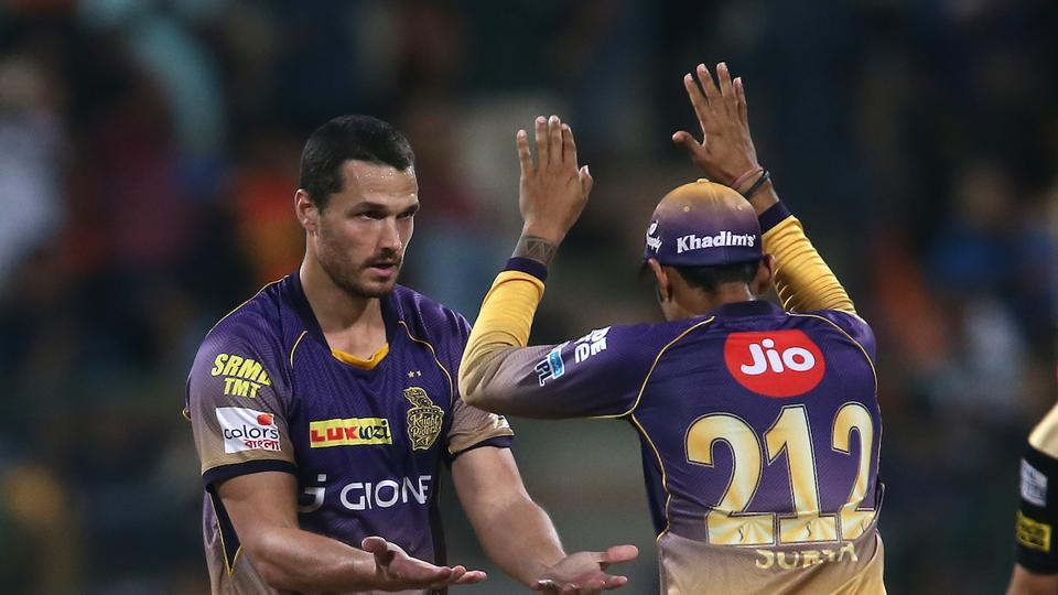 The pick of the bowlers, however, was Nathan Coulter-Nile, who picked three wickets. (BCCI)