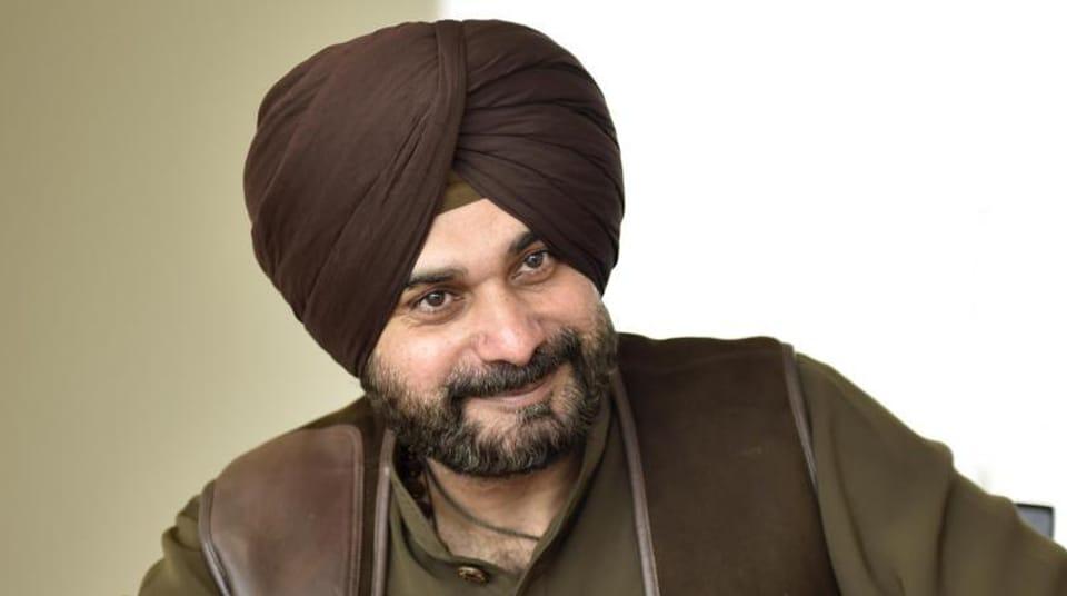 Punjab local bodies minister Navjot Singh Sidhu.