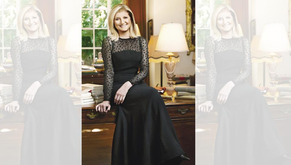 Arianna Huffington founded Thrive Global to help people looking for something real and tangible to change their lives