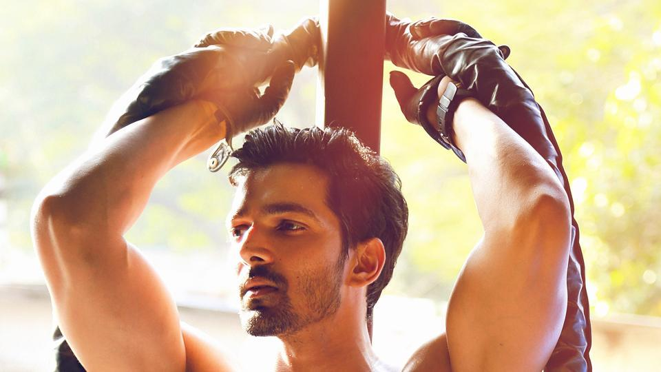 Actor Harshvardhan Rane says he's probably the first guy who played a hero, not a negative role, in films down South.