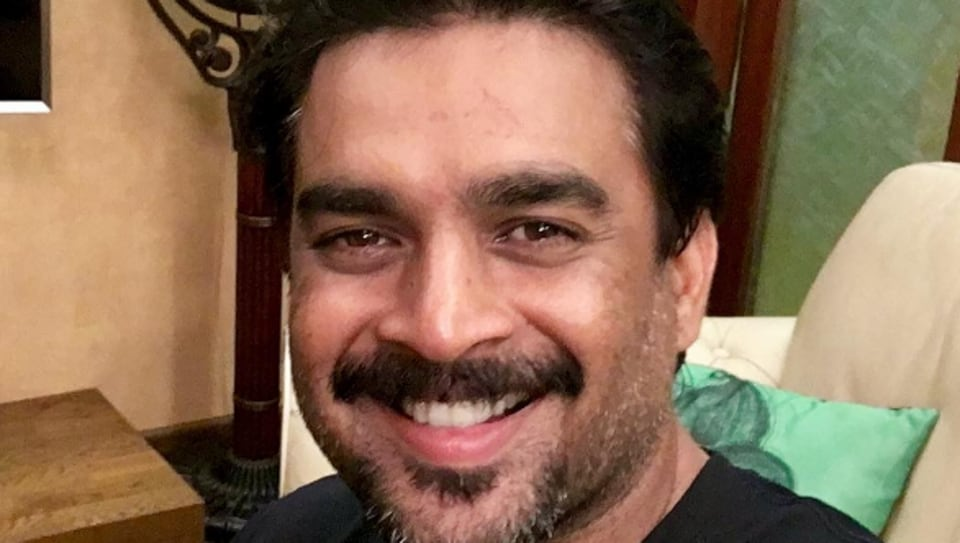 Actor R Madhavan says it was amazing to interact with students at the college.