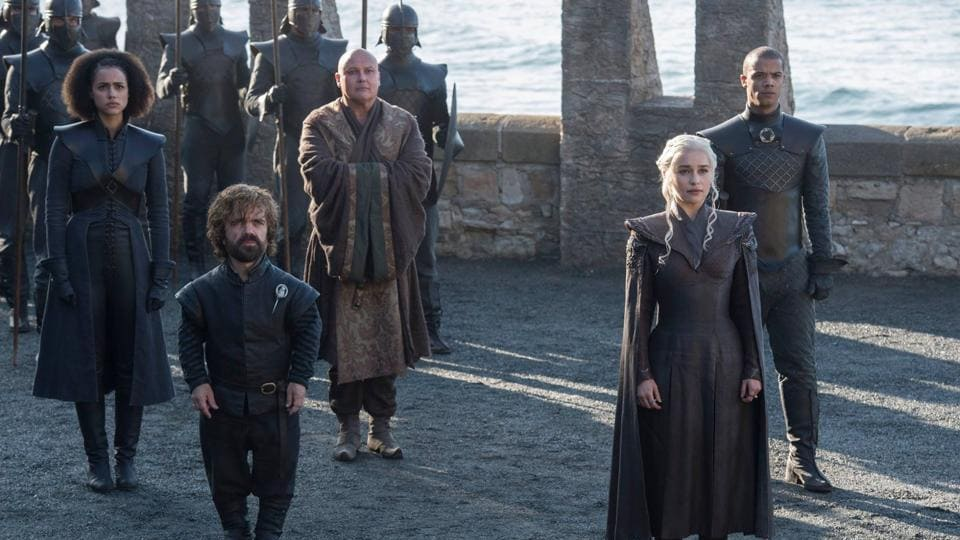 Game of Thrones,Daenerys,Season 7