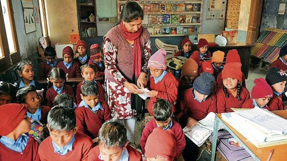 The CAG report said that the state-run schools also faced a shortage of 1.75 lakh teachers as against the sanctioned strength of 7.60 lakh