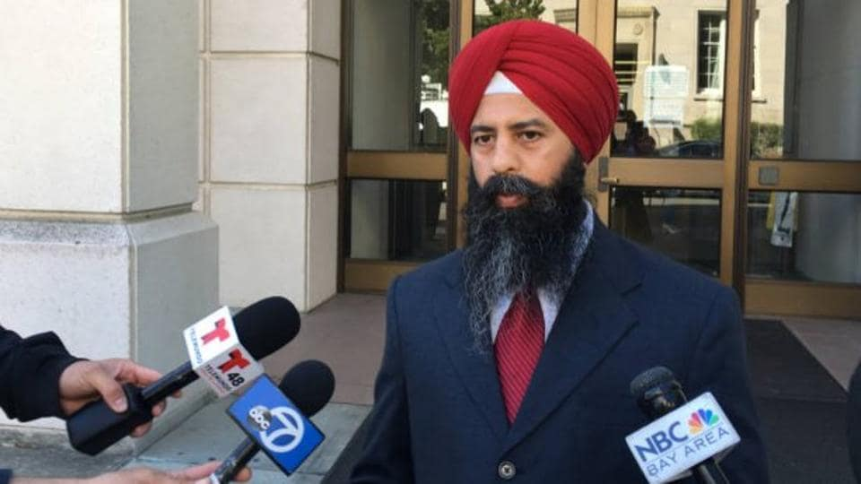 Maan Singh Khalsa, an IT specialist, was brutally assaulted in Richmond Bay area in September last year.