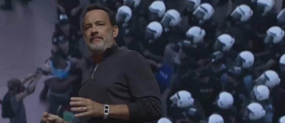 Tom Hanks is reliably charming, even in a rare turn as the villain.