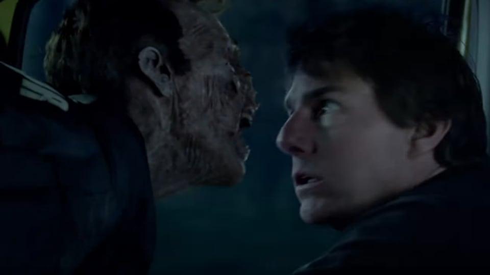 The Mummy,The Mummy Trailer,Tom Cruise