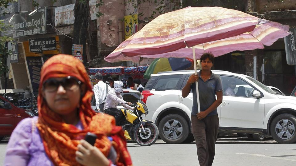 Telangana has been experiencing severe heatwave for the past few days with temperatures crossing the 40 degree-mark in most of the places.