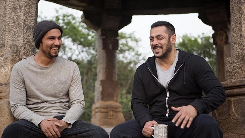 Randeep Hooda and Salman Khan have worked together in Kick and Sultan.