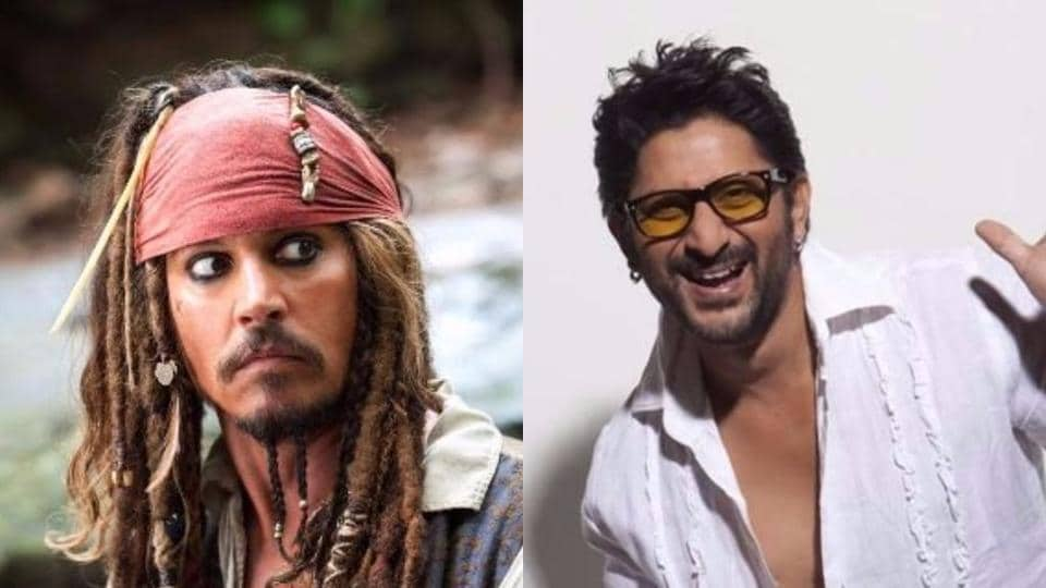 Arshad Warsi took 12 hours to complete the dubbing for Jack Sparrow in the fifth Pirates of the Caribbean film.