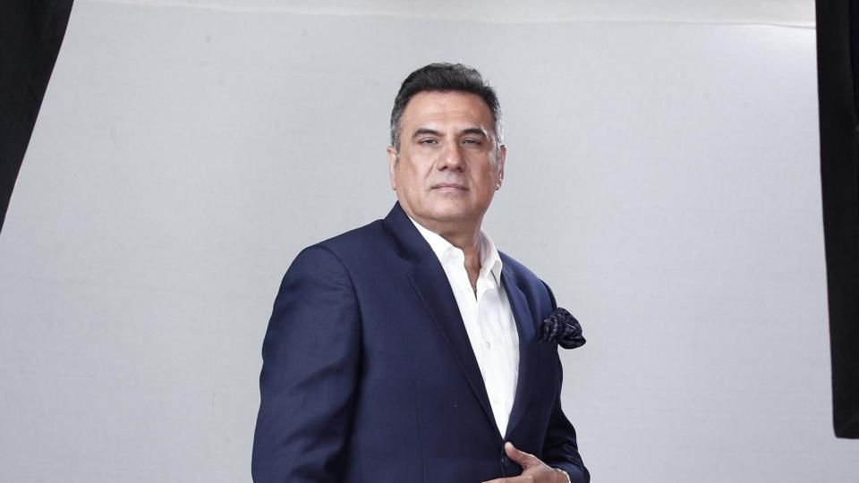 Actor Boman Irani says that he is having a great time with his grandson, Ziaan.