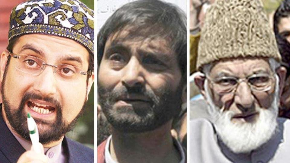 Enforcement Directorate,Kashmiri separatists,Tehreek-e-Hurriyat