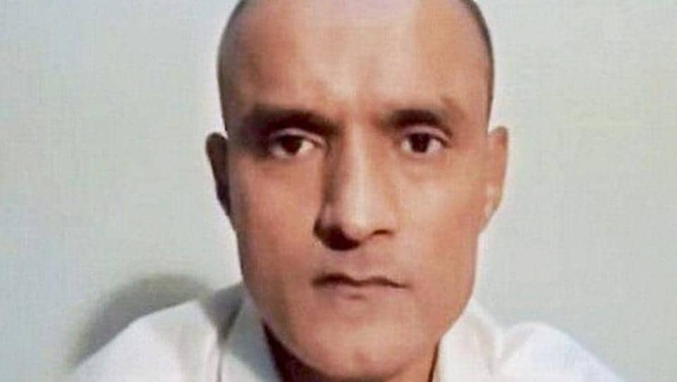 File photo of former Indian naval officer Kulbhushan Jadhav who is on death row in Pakistan on charges of espionage.