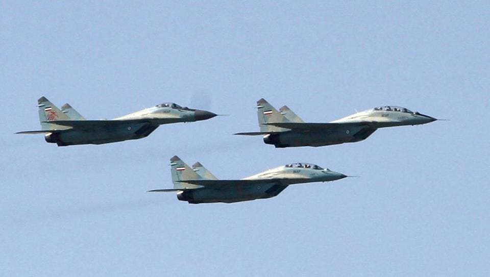 China's Sukhoi Su-30 jets reportedly intercepted a US aircraft designed to detect radiation.