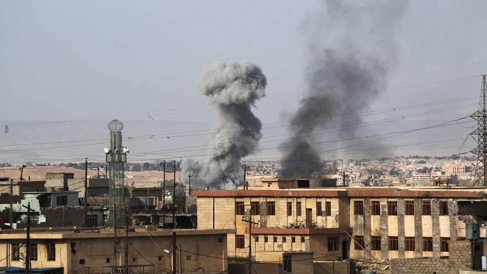 Military operations like the one in al-Rifai this week are accelerating in Mosul as part of a drive to retake the handful of districts still under IS control before the holy month of Ramadan begins at the end of May