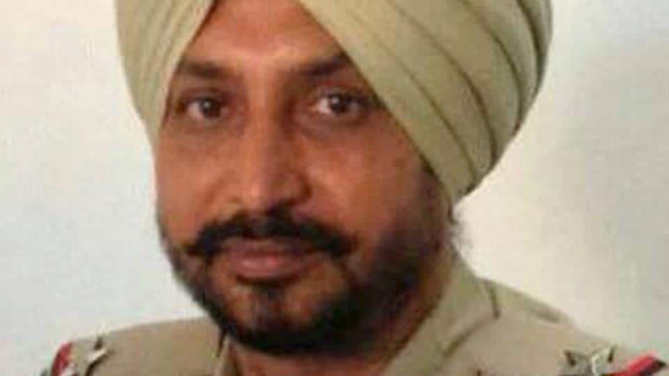 Ludhiana,Punjab police,ASI Gurkewal Singh