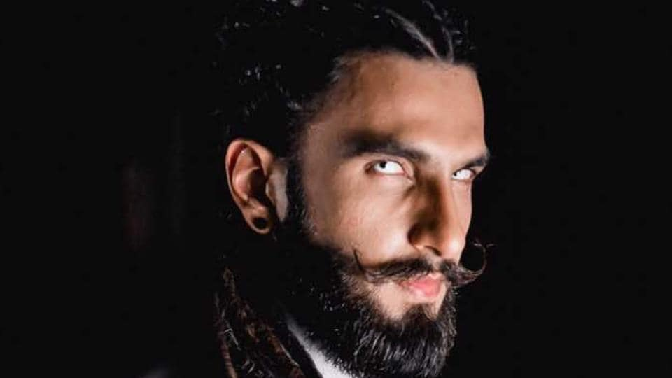 """Ranveer Singh was recently in trouble over a """"sexist"""" ad for Jack &Jones."""