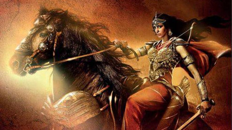 Sanghamithra stars Shruti Haasan as a warrior queen.