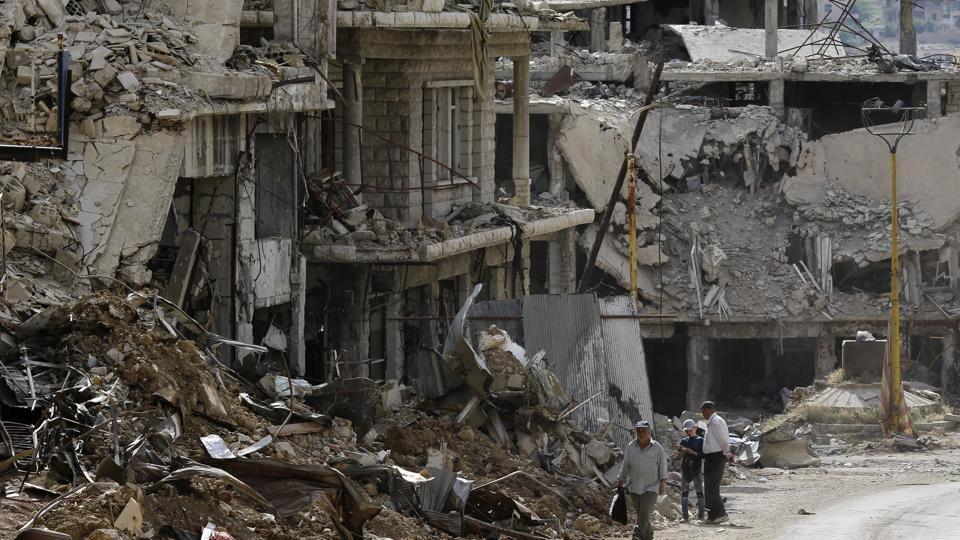 US Airstrikes,Syria,Bashar Al Assad