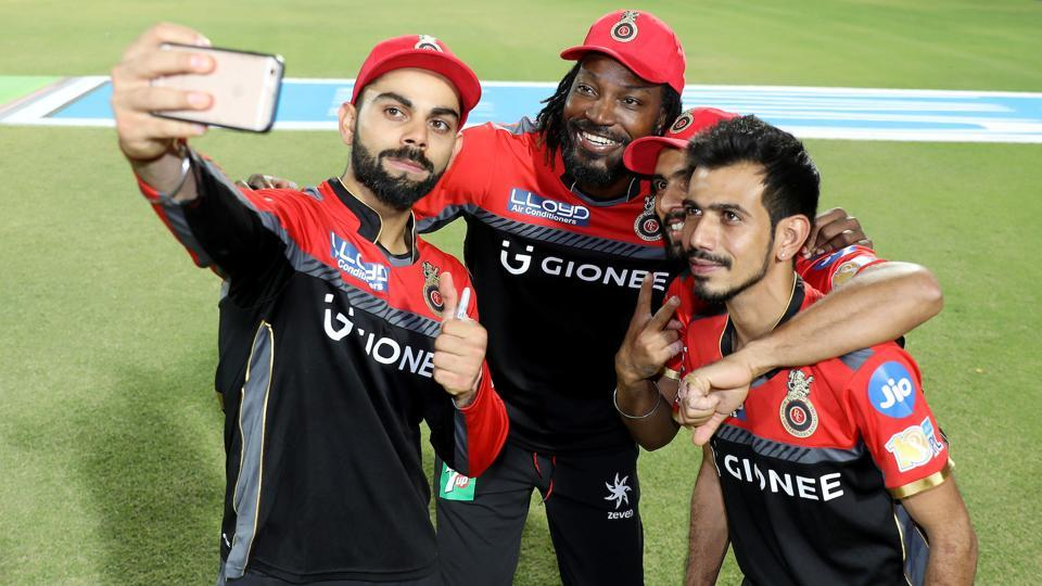 chris gayle,IPL 2017,Royal challengers bangalore
