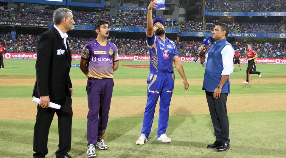 IPL 2017,Mumbai Indians vs Kolkata Knight Riders,live streaming