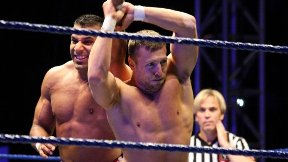 Jinder Mahal,WWE,The Great Khali