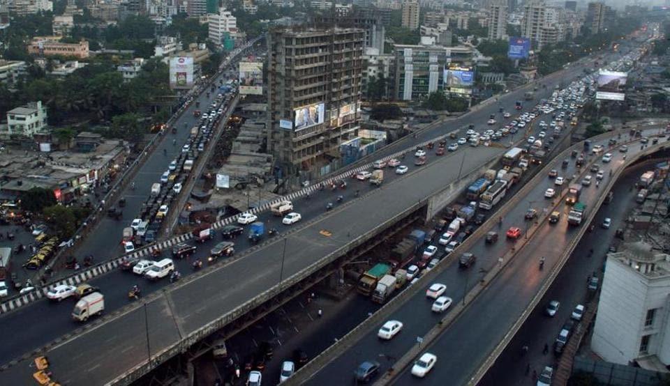 Mumbai city news,Mumbai,Amar Mahal flyover