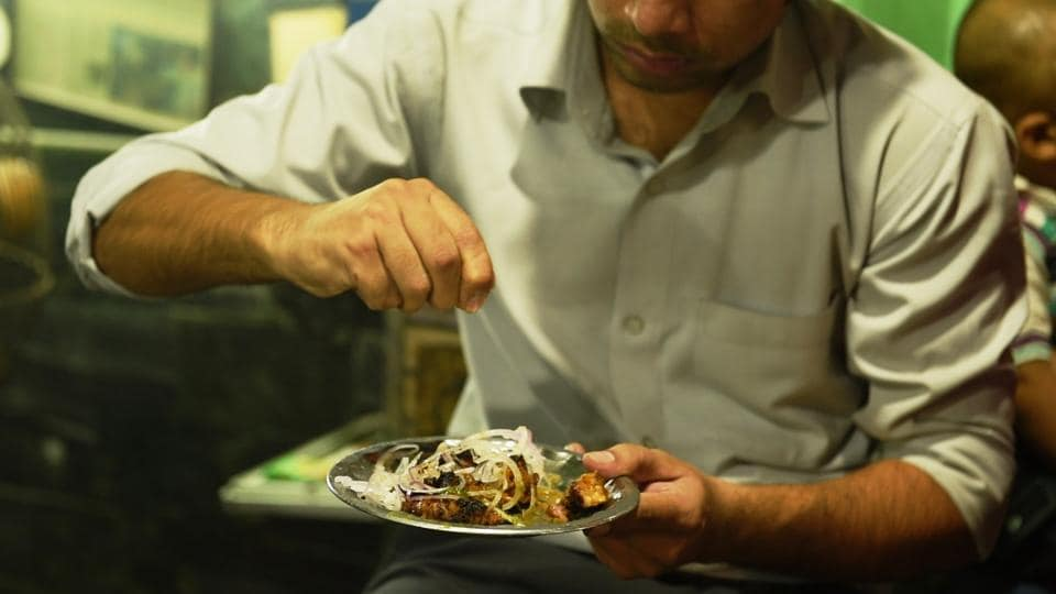 Tried and Tasted,Mutton Tikkas,Best Tikkas in Delhi