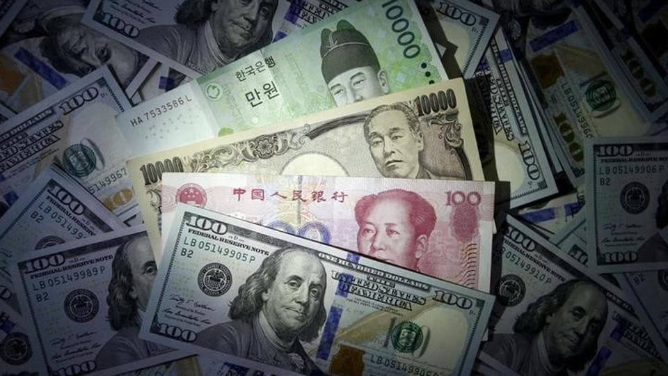 dia's Forex reserves comprise of foreign currency assets (FCAs), gold, special drawing rights (SDRs) and the RBI's position with the International Monetary Fund (IMF).