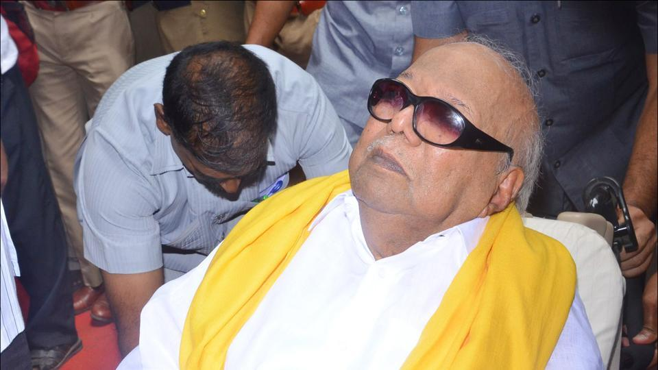 Ailing DMK patriarch M Karunanidhi's birthday celebration on June 3 is being seen as a mega political event with top Opposition leaders converging in Chennai