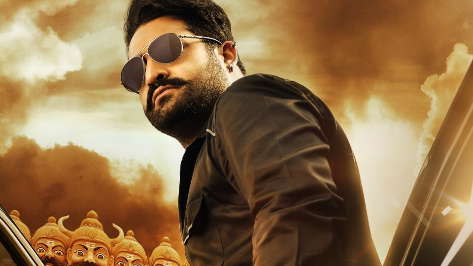 NTR will be seen in a triple role in Jai Lava Kusa.