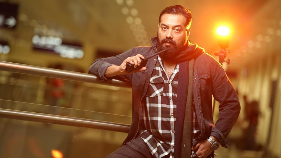 Anurag Kashyap will appear in a character called Rudra.