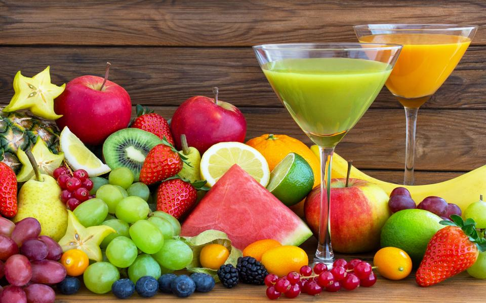 Super juices made from wheatgrass, cucumber, carrot and other superfoods don't bring added benefits, so you're better off munching on a carrot or cucumber.