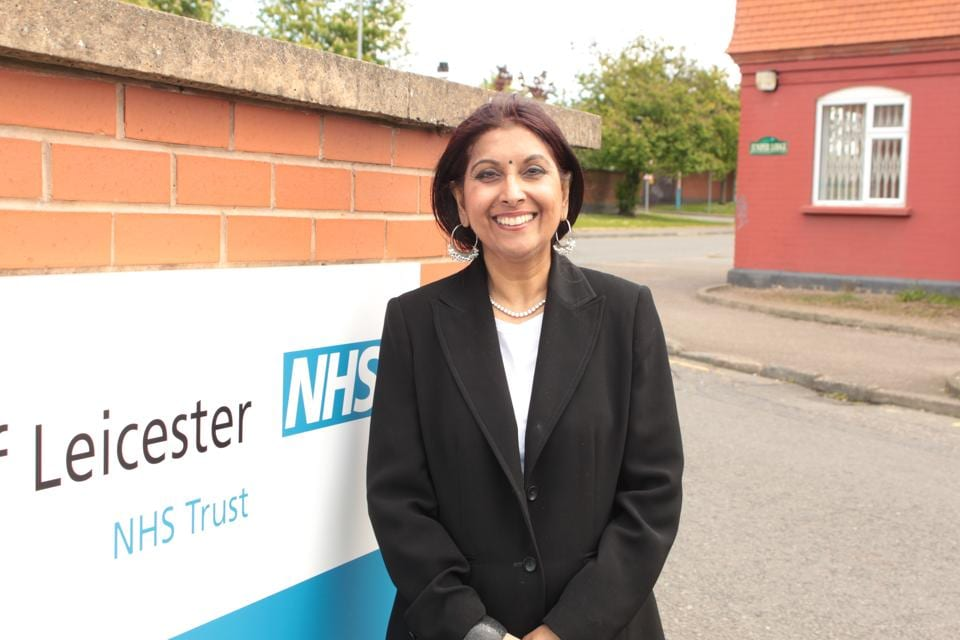 Sujata Barot is standing as an independent candidate in Leicester East against Keith Vaz, the longest-serving MP of Asian origin.