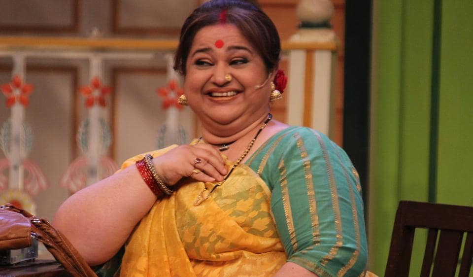 This is the first time actor Supriya Shukla will be seen in a comedy show.