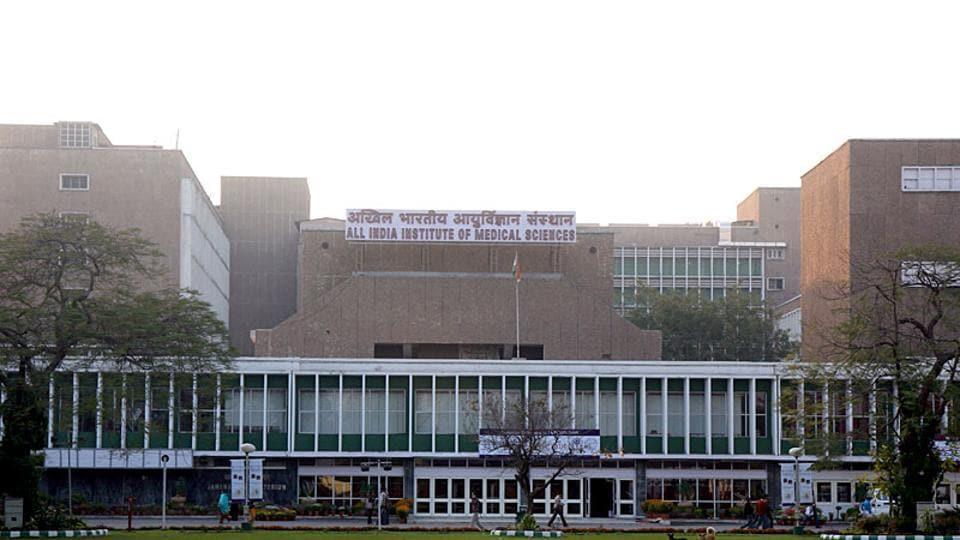 File photo of AIIMS Delhi.
