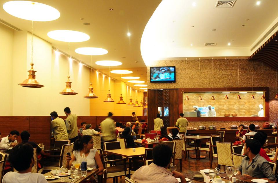 Image result for Eating in AC restaurant