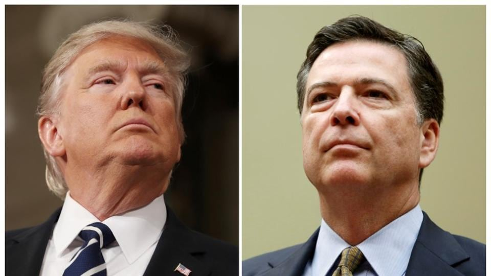 James Comey,Trump fires FBI director,Trump fires Comey