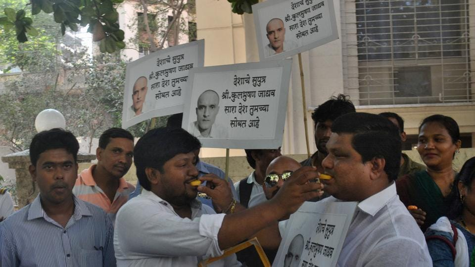Kulbhushan Jadhav,ICJ,India