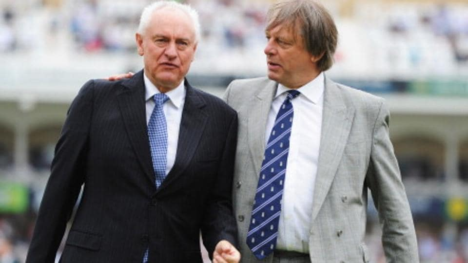 England and Wales Cricket Board (ECB) chief Giles Clarke has been a close confidant of Shashank Manohar.