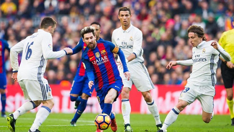 La Liga,La Liga title race,Real Madrid