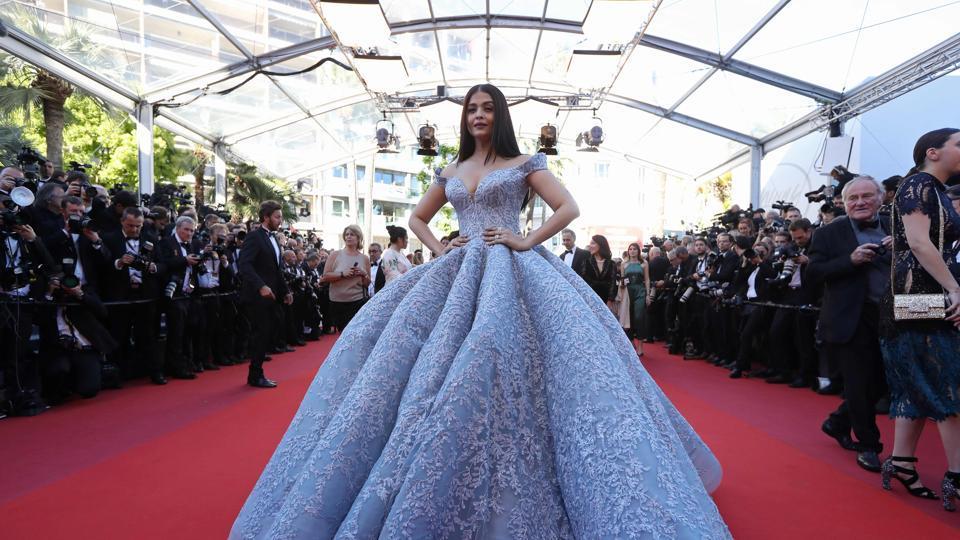 Aishwarya Rai Bachchan,Cannes 2017,Michael Cinco