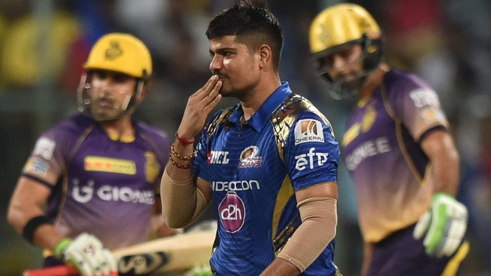 Kolkata Knight Riders were defeated by Mumbai Indians in the Indian Premier League (IPL) Qualifier 2.
