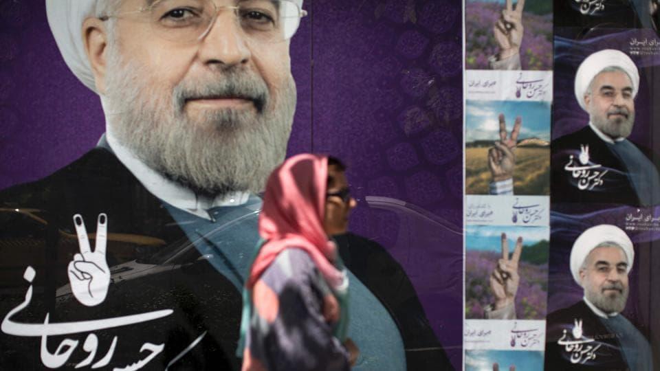 Iran,Iran president,Hassan Rouhani