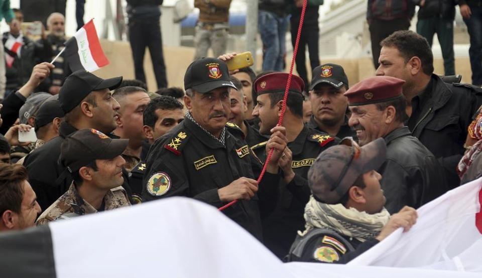 Iraq,Iraq Special Forces,Mosul