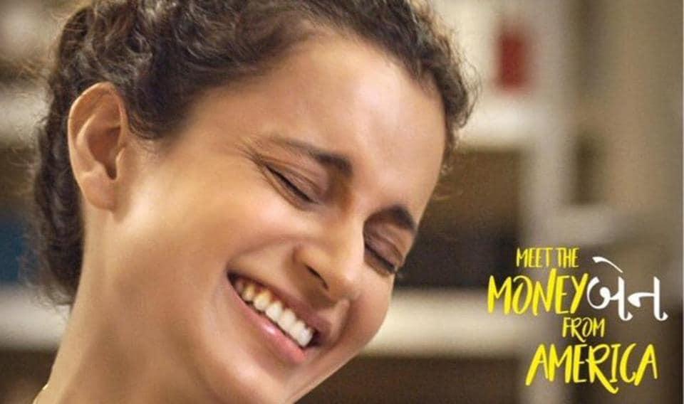 Kangana Ranaut plays an NRI Gujarati housekeeper in Hansal Mehta's next.